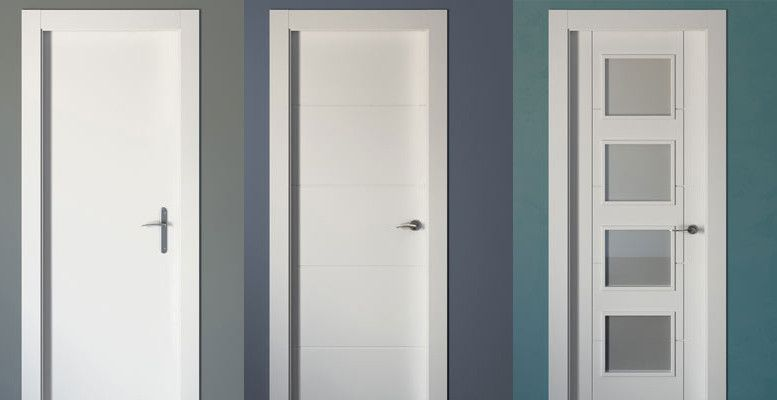 5 Puertas Lacadas En Blanco Baratas Con Precios Puertas En 2019
