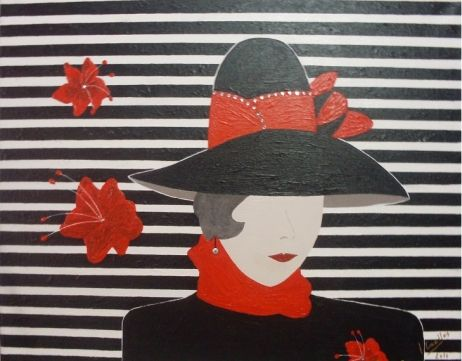 #eleganciafemenina #pintura by Jordi #caelles #DMAgallery 10000artistas.com/galeria/4761-pintura-elegancia-femenina-euros-0.00-jordi-caelles/   Más obras del artista: 10000artistas.com/obras-por-usuario/433-jordicaelles/ Publica tu obra GRATIS! 10000artistas.com Seguinos en facebook: fb.me/10000artistas Twitter: twitter.com/10000artistas Google+: plus.google.com/+10000artistas Pinterest: pinterest.com/dmartistas/artists-that-inspire/ Instagram: instagram.com/10000arti