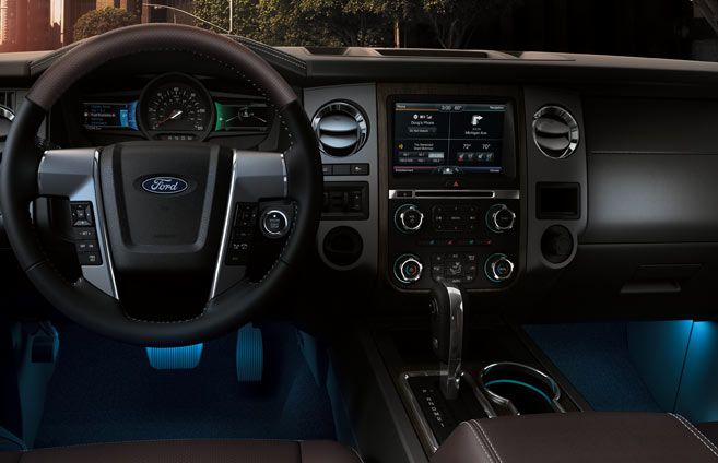 Ambient Lighting Ford Expedition Ambient Lighting Ford Flex