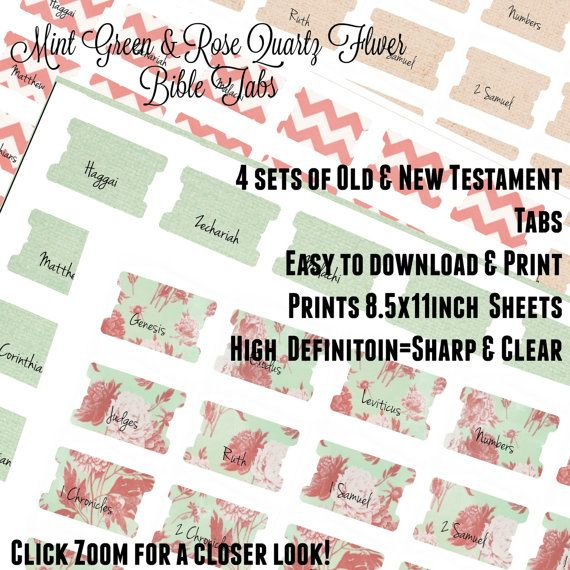 bible tabs printable bible tabs bible journaling by thesimplebin