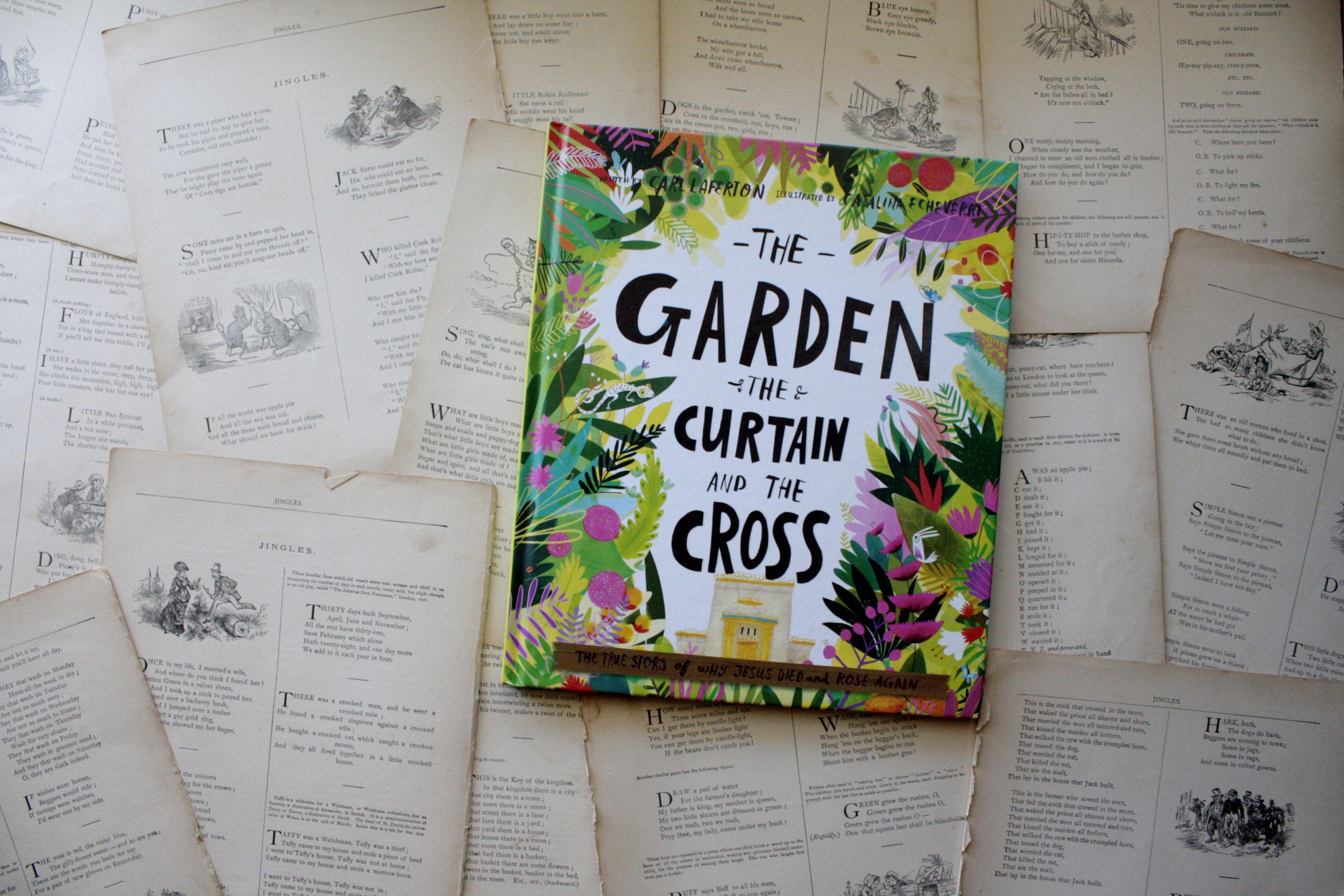 cross carl laferton little book