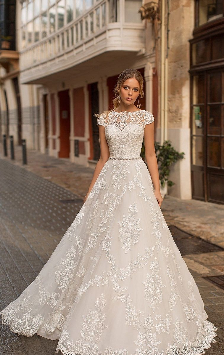 Naviblue Bridal 2018 Wedding Dresses – Dolly Bridal Collection