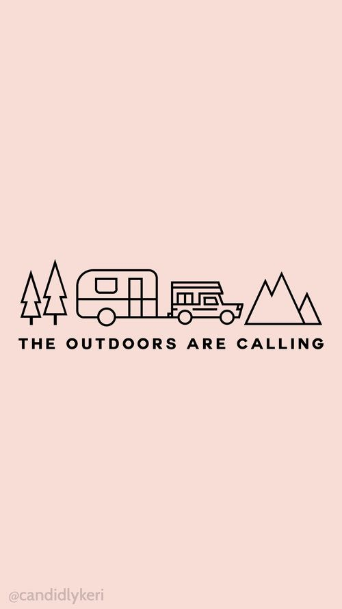 Mobile Candidly Keri Simple Iphone Wallpaper Camping Wallpaper Cute Wallpaper For Phone