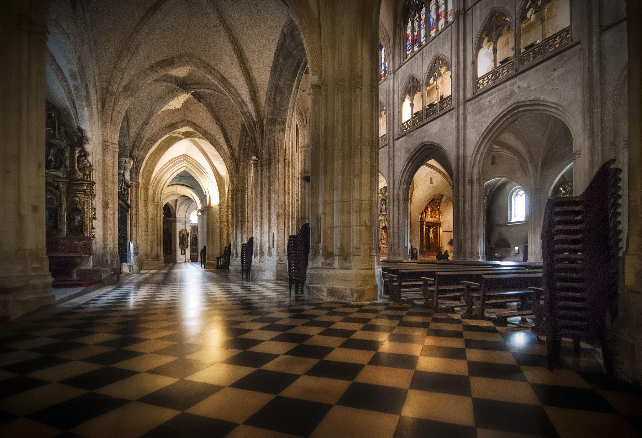 Resultado de imagen de Catedral de San Salvador de Oviedo interior