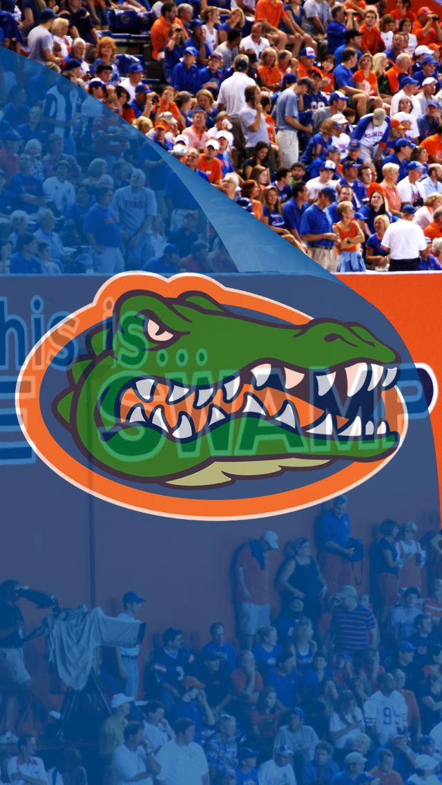Florida Gators iPhone 5 Wallpaper (640x1136)