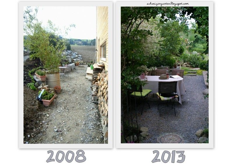 Ein Schweizer Garten: Zeigt her eure Gärten