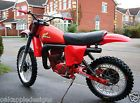 Honda CR 250 1979 Twin shock Vintage Motocross Bike not RM YZ Red Rocket MX Nice #Expensive #Collectibles #Rich #Wealth