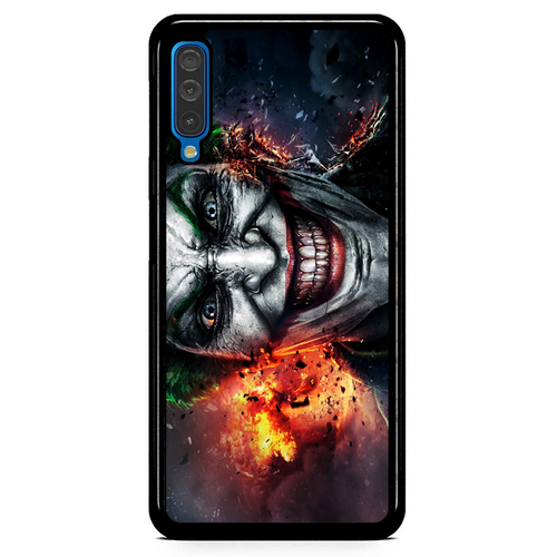 Batman Joker Wallpaper Y0469 Casing Samsung Galaxy A50