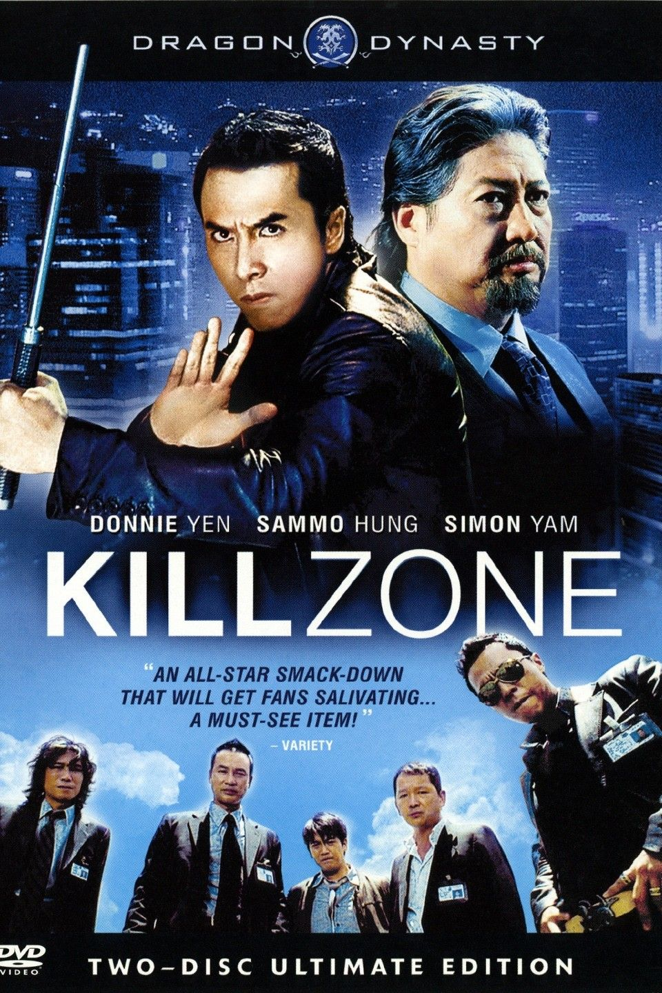 Kill Zone S P L Martial Arts Film Donnie Yen Donnie Yen Movie