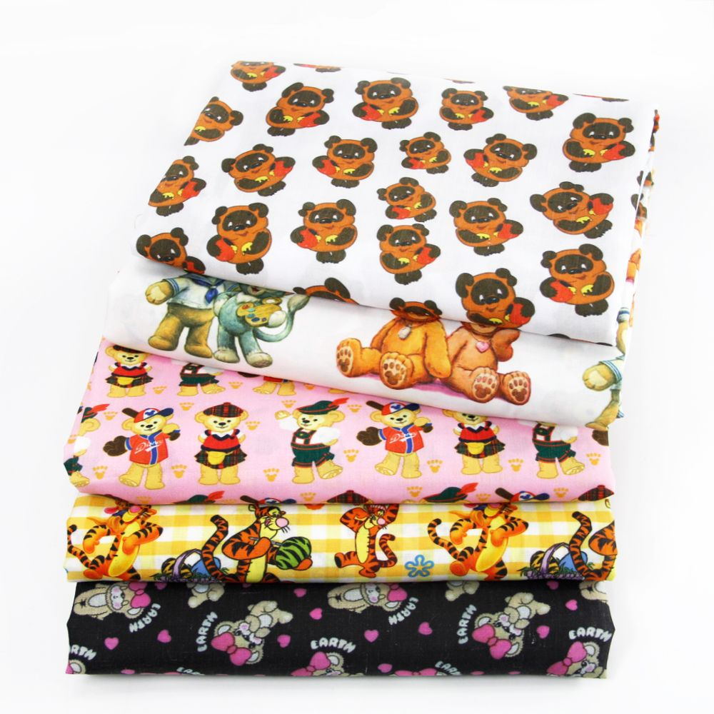 Disney Winnie The Pooh Large Wall Hanging Cotton Quilting couture tissu
