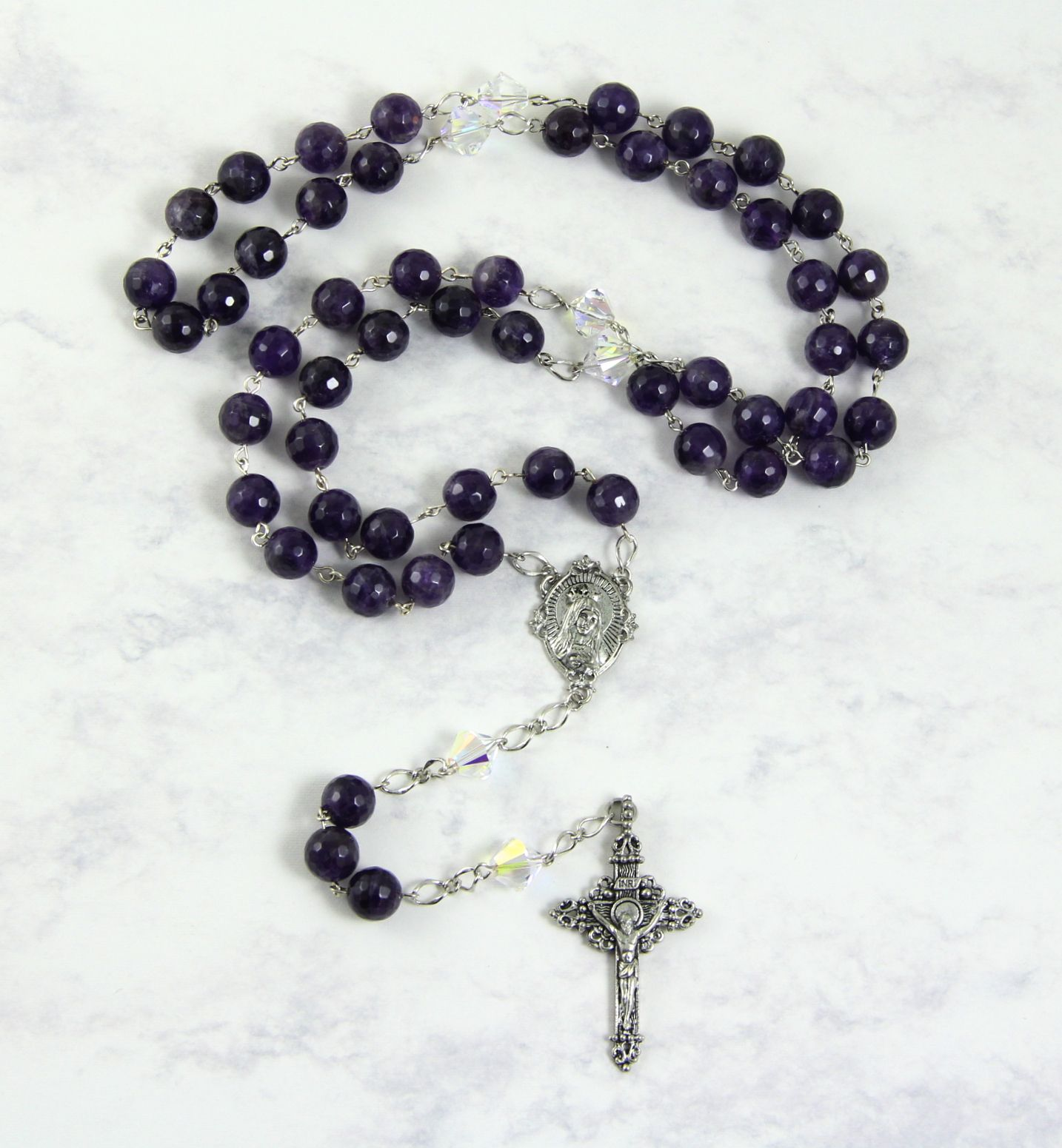 How To Make A Rosary | Jewelry ideas, Beads and Crafty