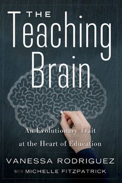 The Teaching Brain weaves together scientific research and real-life examples to show that teaching is a dynamic interaction and an evolutionary cognitive skill that develops from birth to adulthood. With engaging, accessible prose, Harvard researcher Vanessa Rodriguez reveals what it actually takes to become an expert teacher. At a time when all sides of the teaching debate tirelessly seek to define good teaching—or even how to build a better teacher