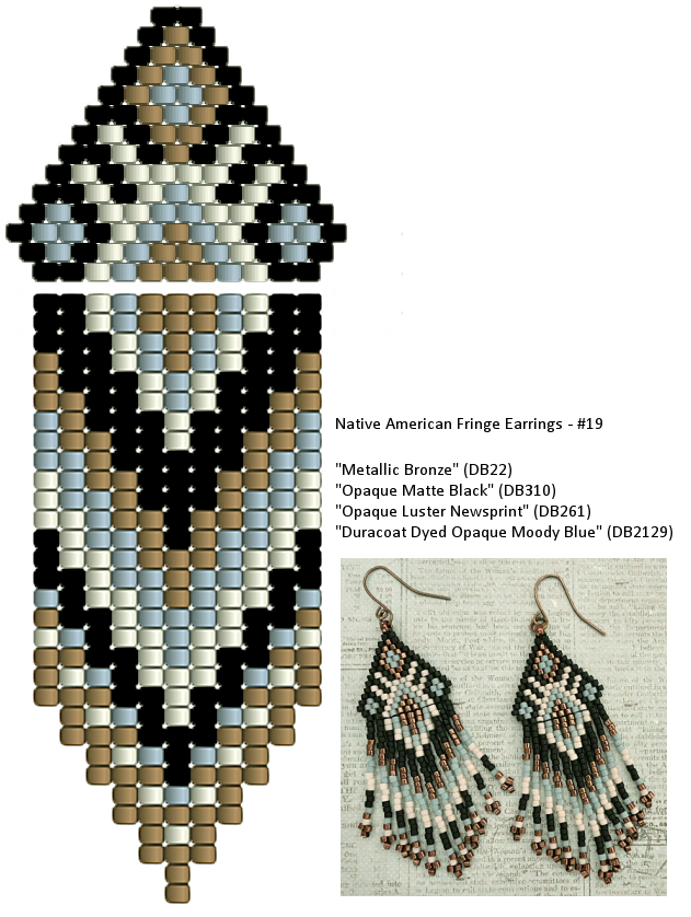 Miyuki Delicas 11//0 Nickel Plated Dyed Copper Seed Beads DB-461