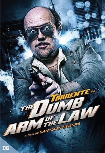 Torrente The Dumb Arm Of The Law Dvd 1998 Best Buy Dumb And Dumber Cool Things To Buy Dvd