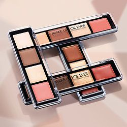 MAKE UP FOR EVER - Pro Sculpting Face Palette in 20 #sephora