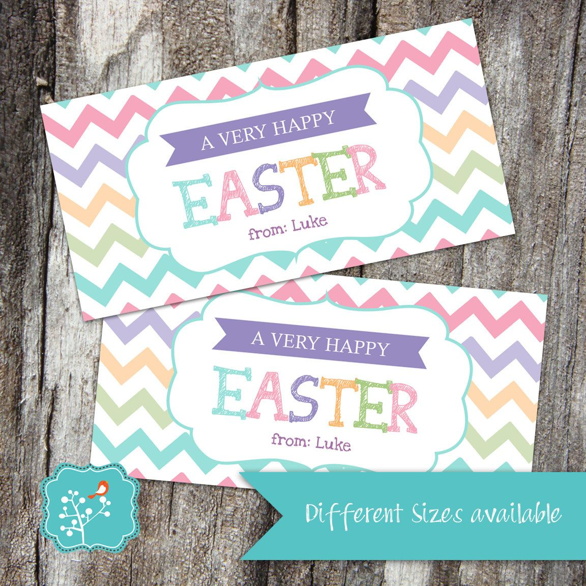 Bag topper easter treat bag party favor tag personalized bag bag topper easter treat bag party favor tag personalized bag toppers printable negle Image collections