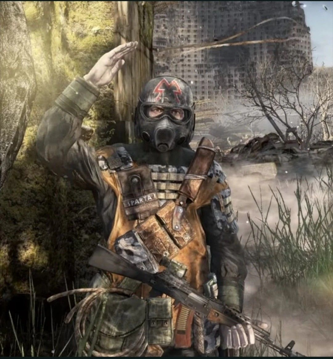 Pin by Natka on Постапокалипсис in 2020 Metro last light