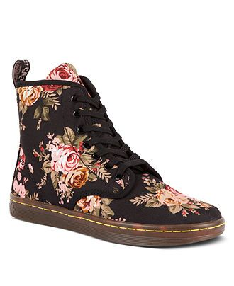 315bea06e942c Dr. Martens Women's Shoes, Shoreditch High Top Sneakers - Shoes ...