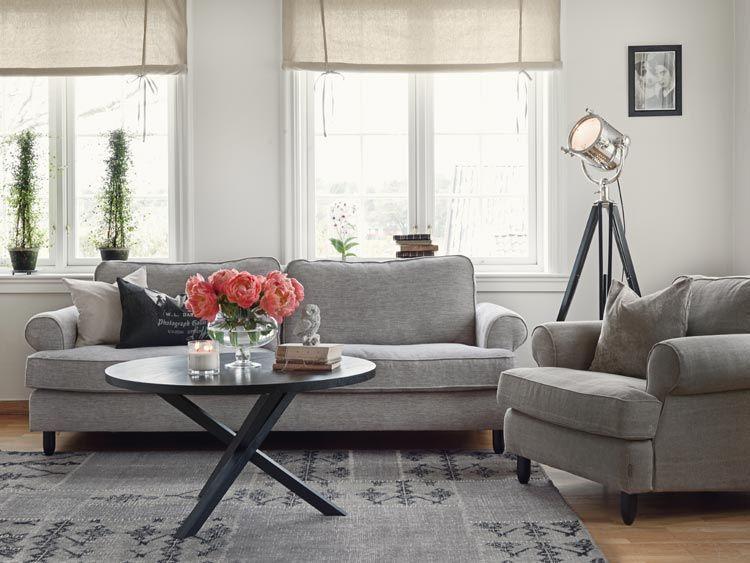 Sofa: Furninova Ashanti sohva (Kruunukaluste)