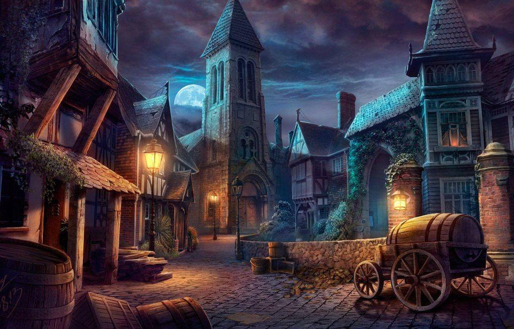 Картинки мрачного средневековья
