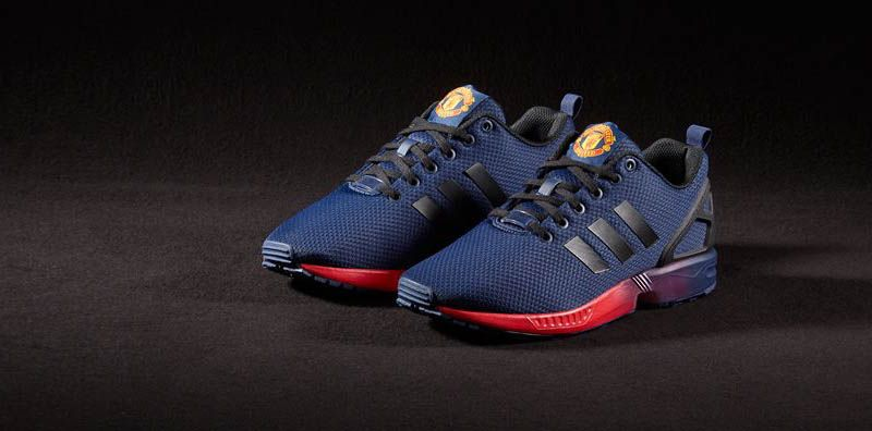 new arrival 07c98 1ecb3 Adidas mi Manchester United ZX Flux Shoes Released - Footy Headlines