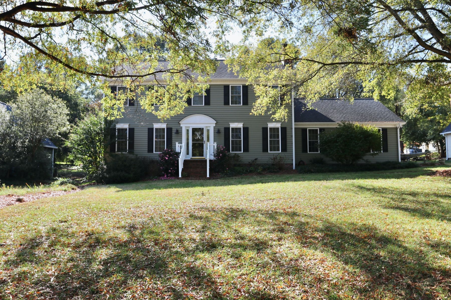 For Sale In Burlington Nc Colonial House Realty Home