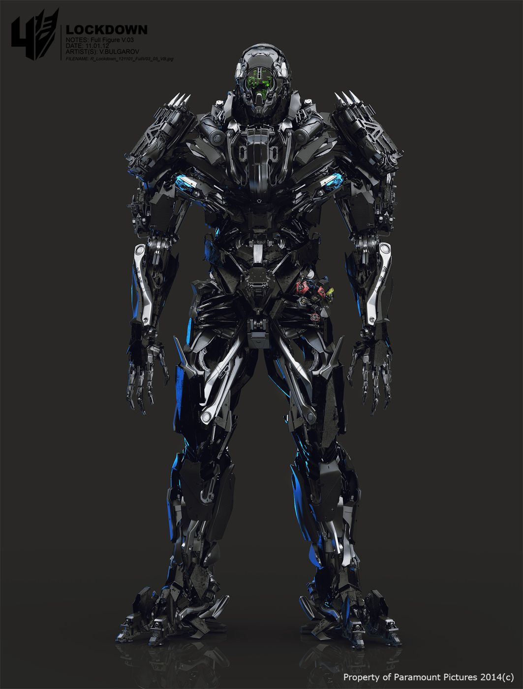 Transformers Age of Extinction Concept Art   Age of ...