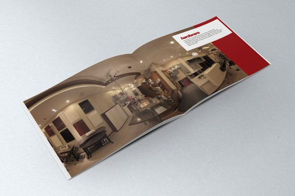 interior design brochure - Brochures, Brochure design and Modern on Pinterest