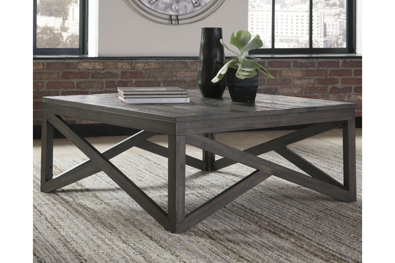 Haroflyn Coffee Table Ashley Furniture Homestore Furniture Handmade Home Decor Coffee Table Images