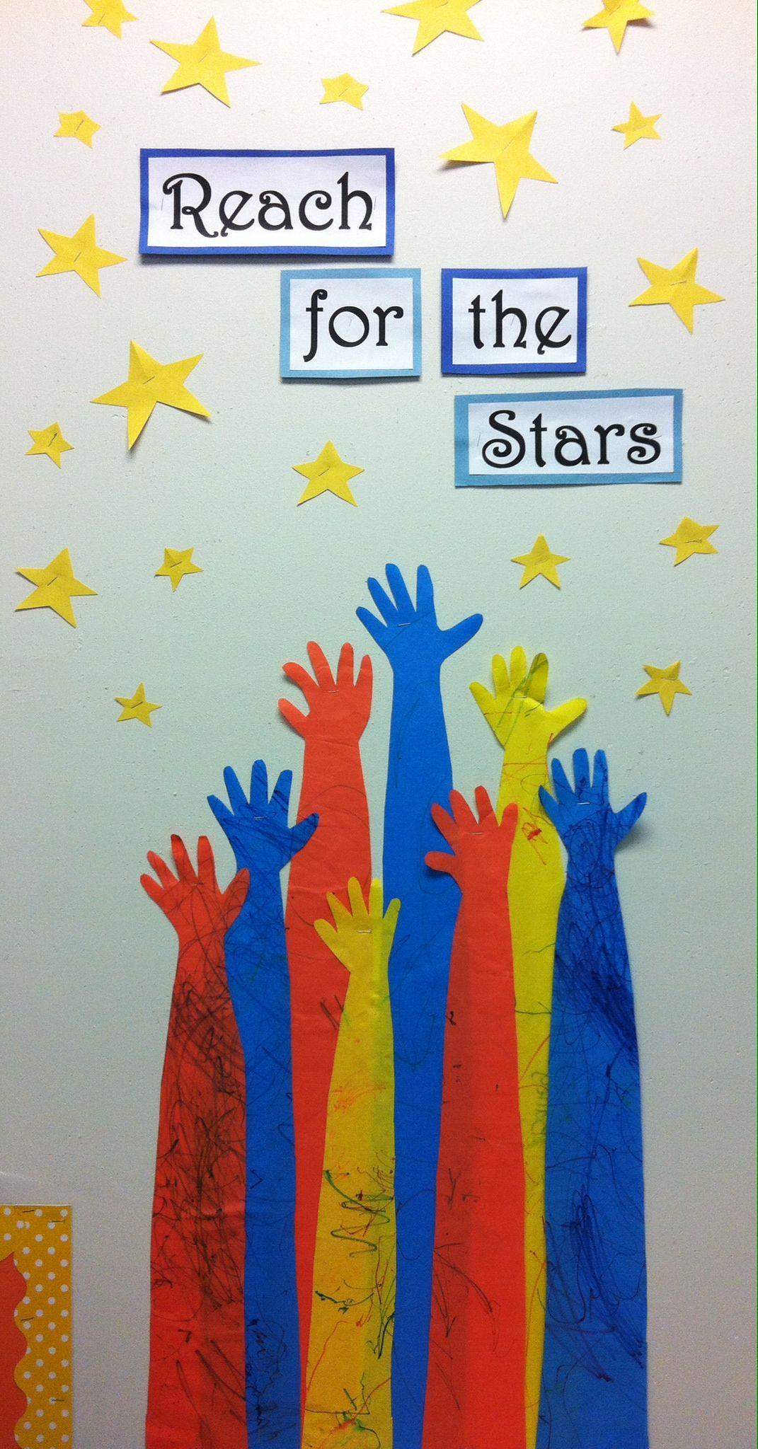 Reach For The Star Bulletin Board