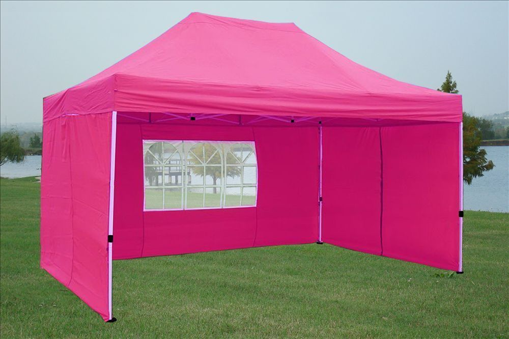 10 X 15 Easy Pop Up Tent Canopy 5 Colors Canopy Tent Canopy Outdoor Gazebo