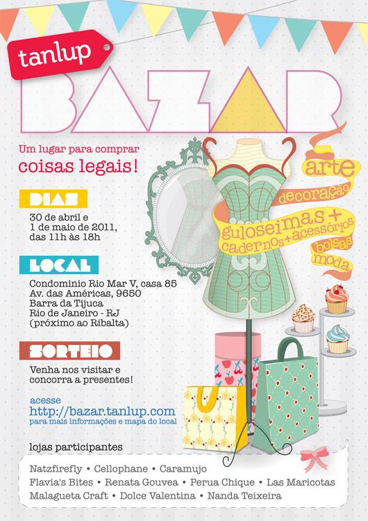 ff8705765cf cartaz Ideias Bazar