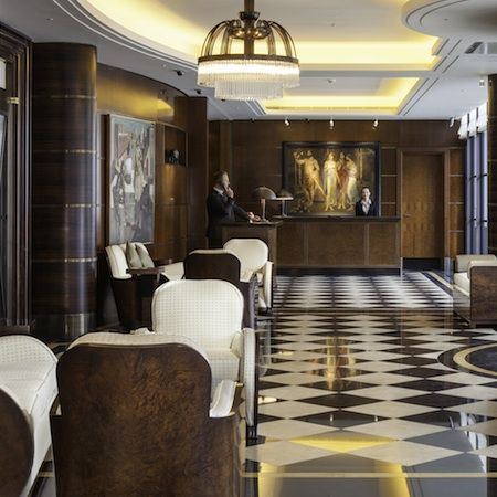 The Beaumont Art Deco luxury hotel London Lighting accent furniture  and  draperies in this styleThe Beaumont Interiors  Luxury London Hotel Interiors   Luxury  . Art Deco Furniture North London. Home Design Ideas