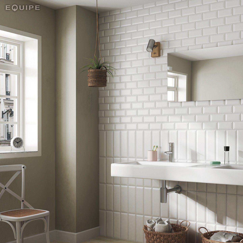 Metro Equipe Plytki Lazienkowe Domus Sp J Carrelage Toilette Salle De Bains Familiale Carreaux Mosaique
