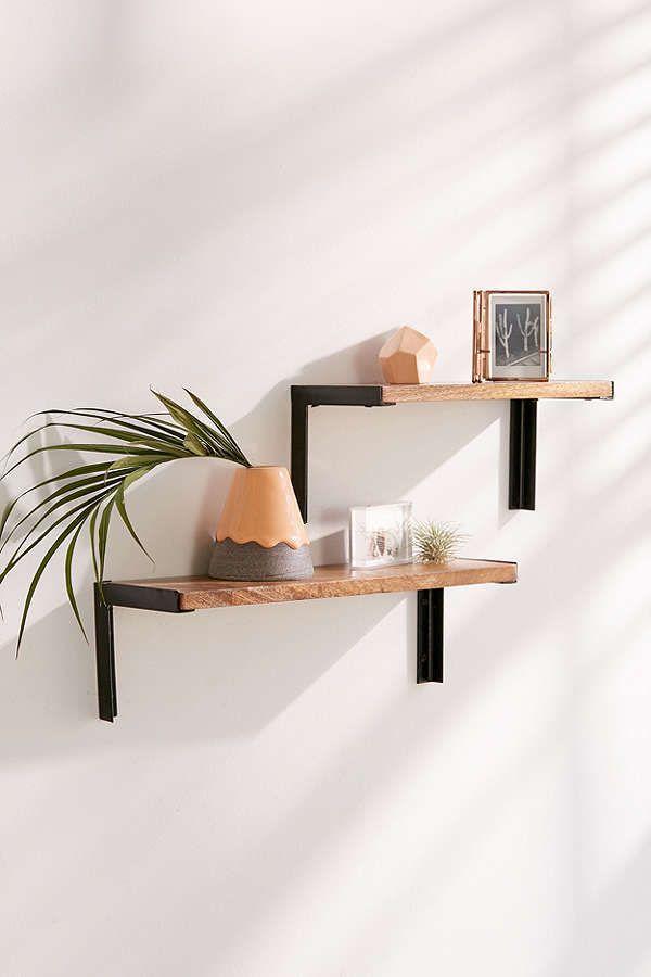 Urban Outfitters Dennison Shelf Scandinavian Design Interior Living Scandinavian Interior Modern Wall Shelf Shelves Wall Shelves