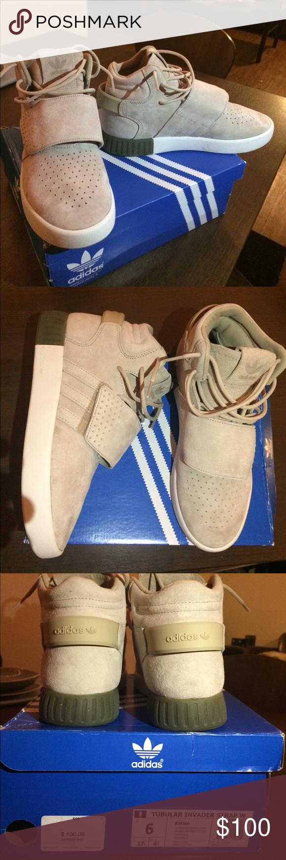 Adidas zapatilla NWT Adidas invasor tubular Correa, soporte al cliente