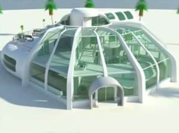 Nice Igloo Future House Cool House Designs Architecture House