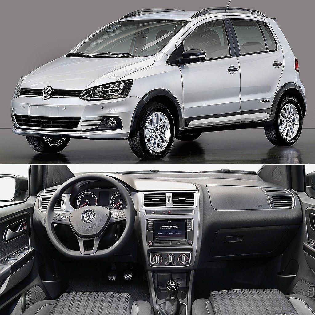 Volkswagen Fox 2018 a partir de R 488 mil Produzido em