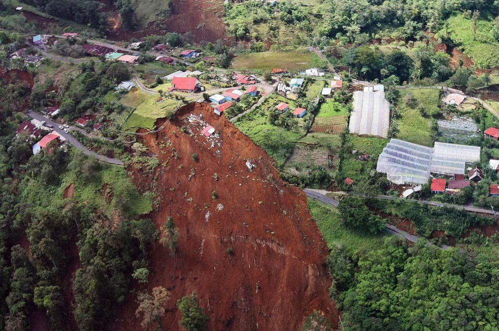 Jan 8th, 2009 - A 6.2 magnitude earthquake hit Costa Rica´s region ...