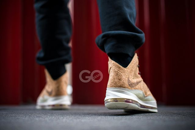 """LeBron X EXT """"Cork"""" 004 by seango on Flickr."""
