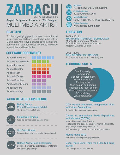 Curriculum Vitae CV Resume