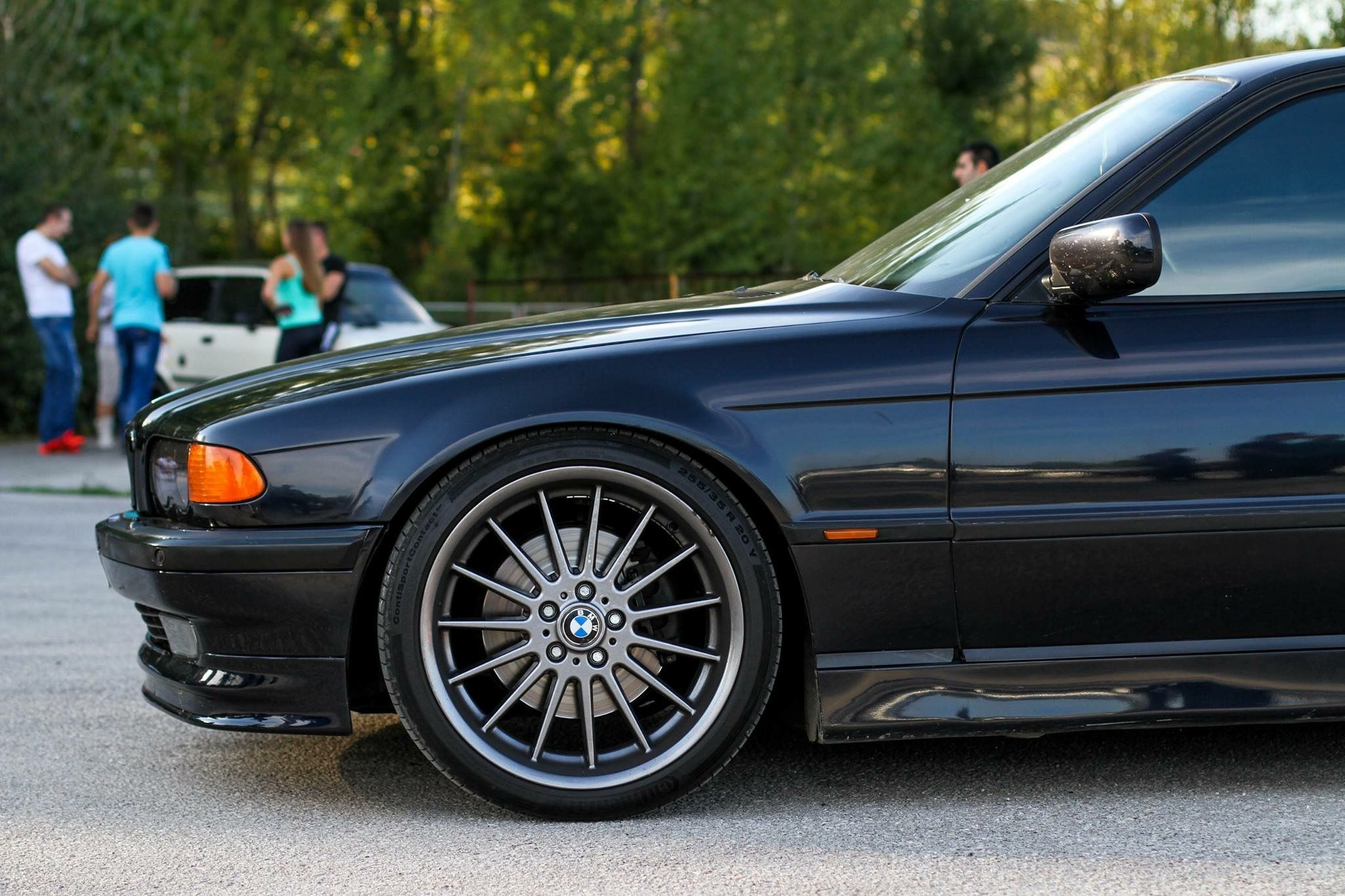 E38 740d Style 32 20 Alpina Lippe With Images Bmw E38 Bmw