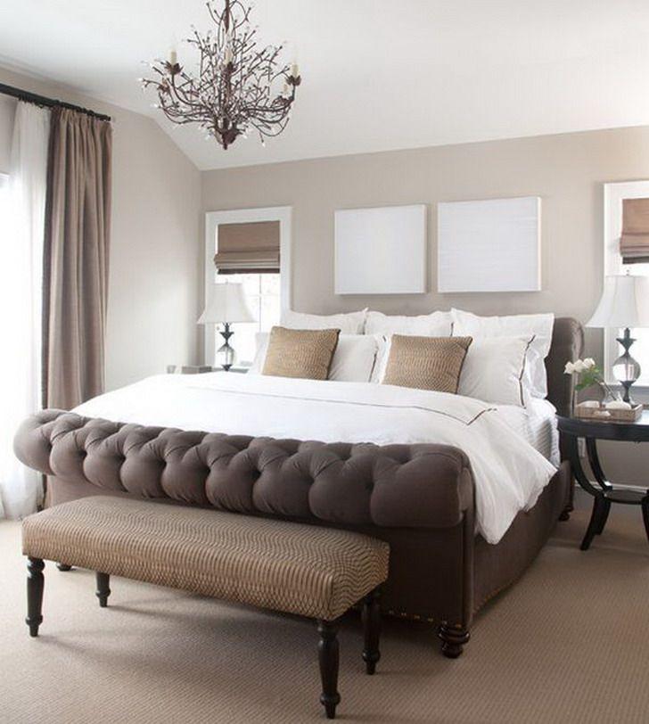 Stylish Bedroom Bedroom Bedroomdecor Bedroomideas Lighting Windowcoverings Interiordesign Inter Master Bedrooms Decor Small Master Bedroom Comfy Bedroom