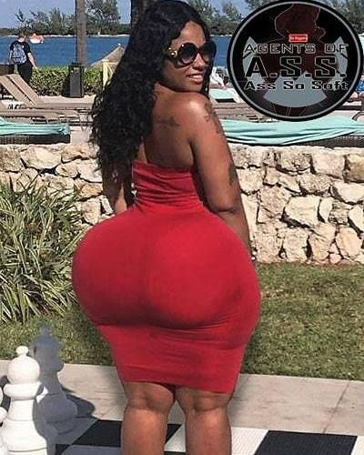bbw ass booty black Big