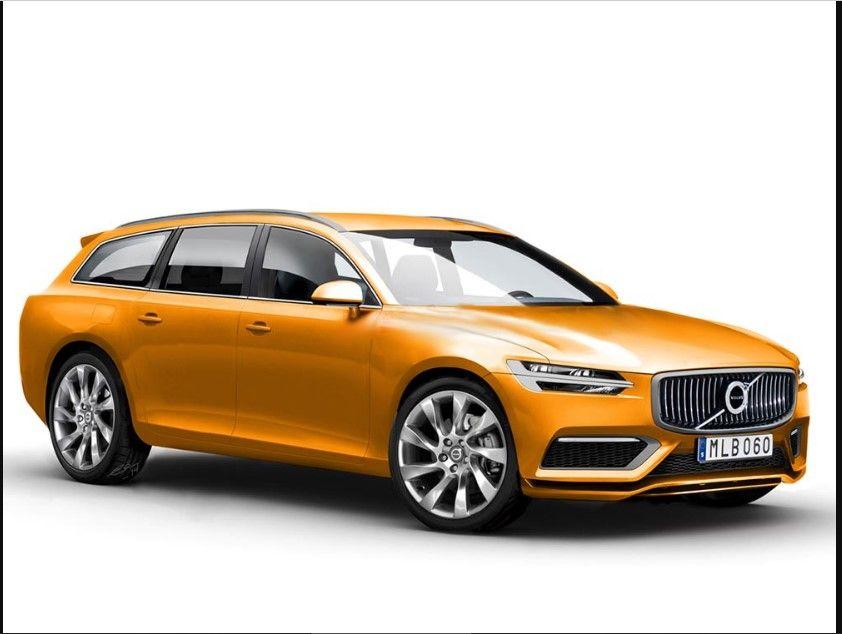 Volvo v60 2018 release date