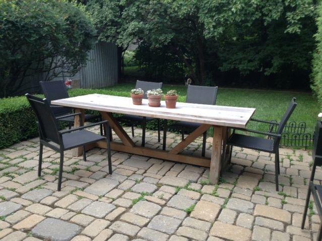 6 chaise / 6 chairs | mobilier pour terrasse et jardin ...