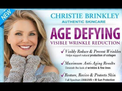 Christie Brinkley Skin Care Australia Risk Free Trial Offer Christie Brinkley Skin Care Skin Care Australia Christie Brinkley