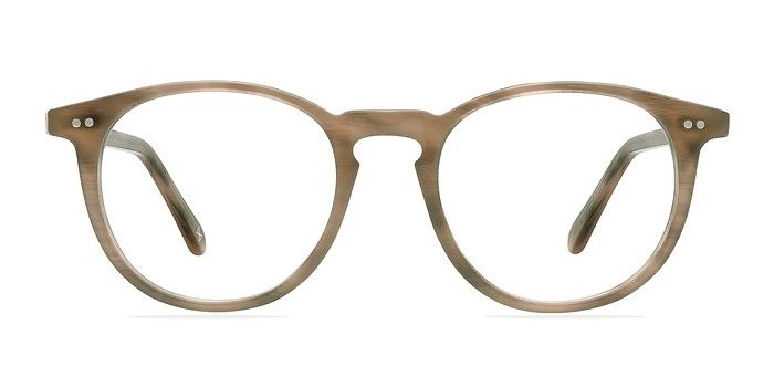 Chestnut Prism -  Fashion Acetate Eyeglasses