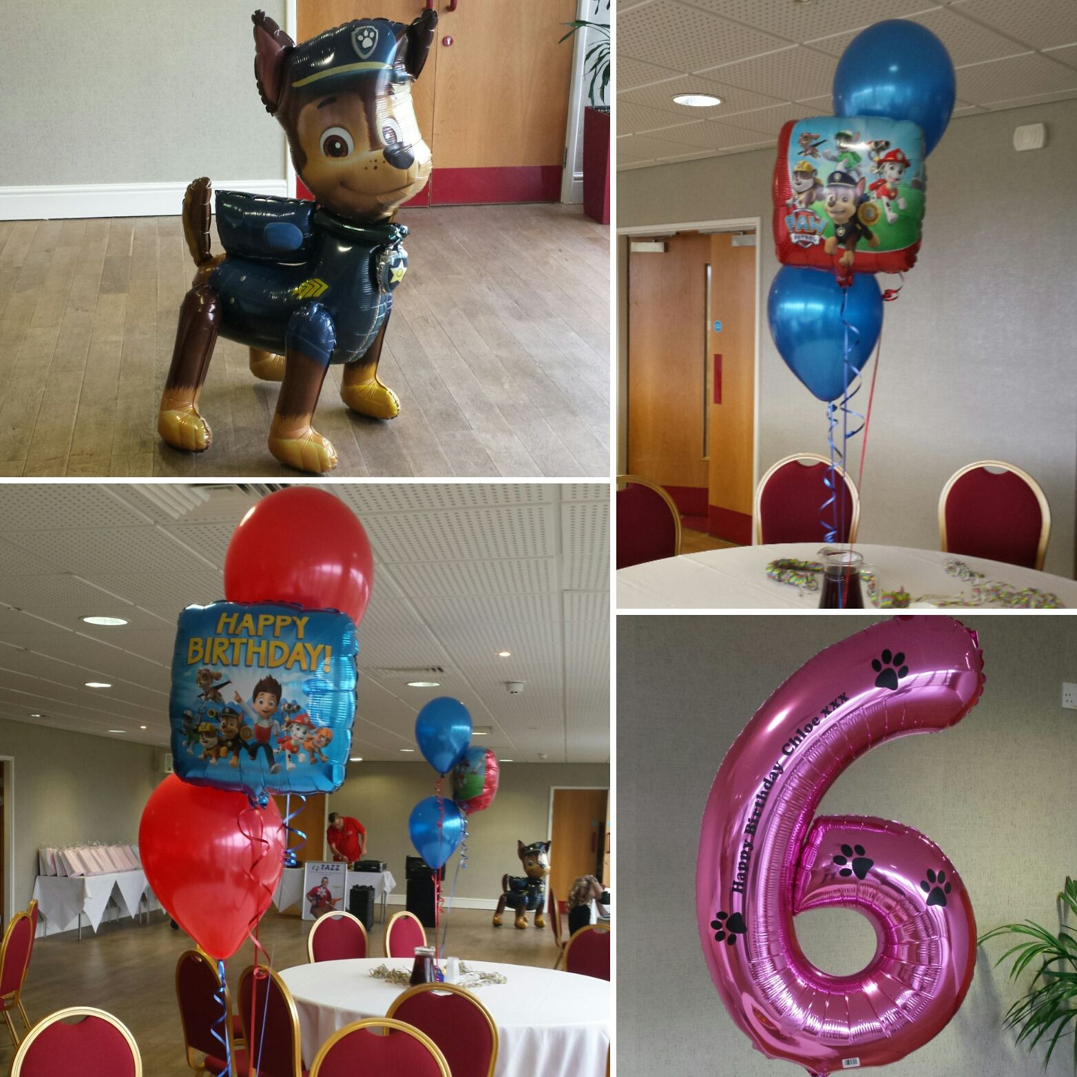 Children S Party Balloons Created By Pink Tree Parties Kirkham Preston Www Pinktreeparties Co Uk Visit Us For More Party Balloons Wedding Balloons Balloons