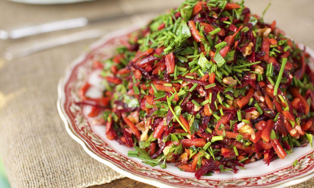 """Résultat de recherche d'images pour """"Salade de betteraves aux carottes"""""""